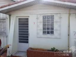 Casa para alugar com 1 dormitórios em Centro, Ponta grossa cod:392287.001