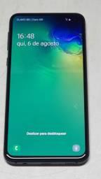 Samsung Galaxy S10 e perfeito sem detalhes