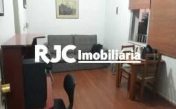 Apartamento à venda com 1 dormitórios em Tijuca, Rio de janeiro cod:MBAP10901