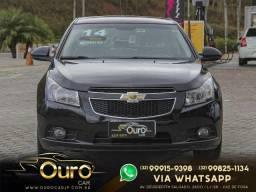 Chevrolet CRUZE LT 1.8  Aut. *Excelente Carro* Muito Novo* Super Oferta