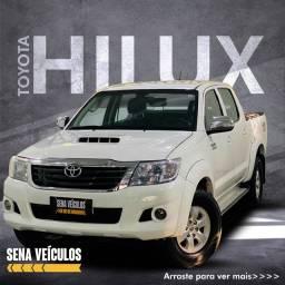 Toyota Hilux Srv 4x4 Aut Diesel 2013/2013 entrada a partir de 15 mil