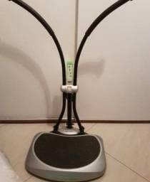 Plataforma vibratória para ginástica