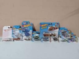 Coleção Hot Wheels carros carrinhos