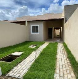 Casas novas com 3 quartos no Maranguape com documentação inclusa