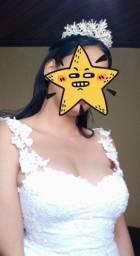 Coroa para noivas e debutantes