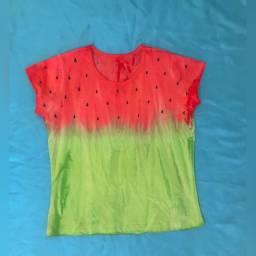Camisas Tie Dye