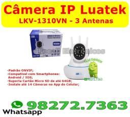 Câmera IP PTz wifi LkW-1310 - WiFi