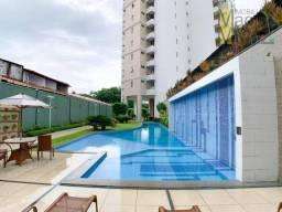 Apartamento com 3 dormitórios para alugar, 110 m² por R$ 2.500/mês - Engenheiro Luciano Ca