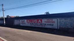 Terreno comercial para locação na Leal Lima Verde, Edson Queiroz, Fortaleza. Aluguel Ponto