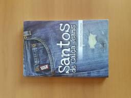Livro Santos de Calça Jeans