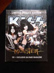Cd importado KISS Monster Limited Deluxe Edition