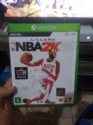 NBA 2021 X Box One