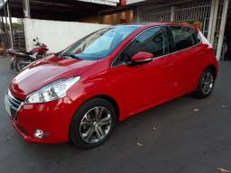Peugeot 208 Griffe Automatic 2016 Completo