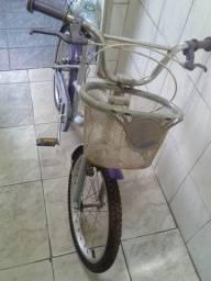 Bicicleta aro 20 feminina retro