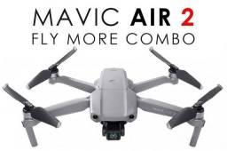 Drone DJI Mavic air 2 Combo completo lacrado