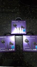 Fone de ouvido Samsung AKG R$ 40