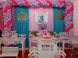 Loja de material de decoração de festas