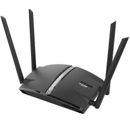 Roteador Comercial Wireless D-Link EXO McAfee Smart Mesh AC1300 DIR-1360
