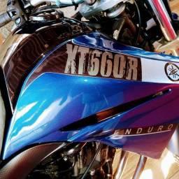 Pintura de motos e pecas