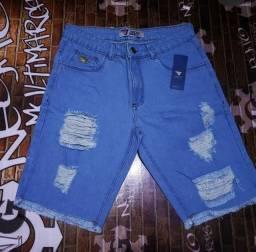 Bermudas jeans no atacado e no varejo