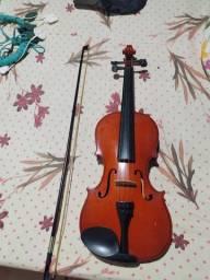 Violino Parrot 4/4 vendo ou troco