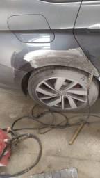 Contrato preparador de pintura automotiva com experiência