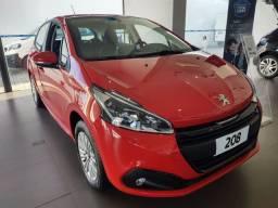 Peugeot 208 Active 1.2 2020 0km Negociação Julio Cezar