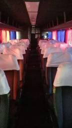 Bancos de ônibus, oportunidade