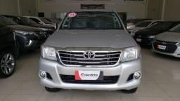 Hilux Cd Srv 2.7 flex 2014