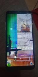 LG Q6+ semi novo