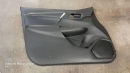 Forro de porta dianteiro esquerdo (motorista)honda fit 2015