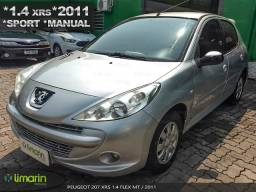 Peugeot 207 XR Sport 1.4 Flex 8v - 2011 - Completo