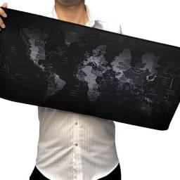 Mousepad Mapa Mundial-(Loja Wiki)