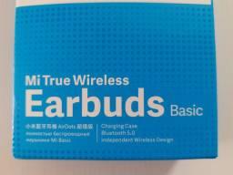Fone bluetooth original xiaomi earbuds basic