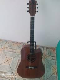 Vendo violão marquês novo sem detalhe