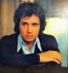 LP Vinil Roberto Carlos ano de 1978