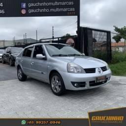 RENAULT CLIO SED. PRIVIL?GE HI-FLEX 1.6 16V 4P FLEX 2006