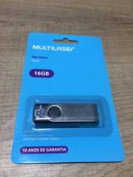 Pen Drive Multilaser 16Gb