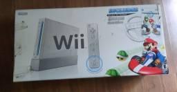 Nintendo Wii edição especial Mario Kart