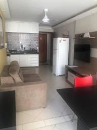 Excelente 2 qtos/ suite mobiliado na Av .daPraia da Costa