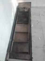 Título do anúncio: Escada central baú frigorífico