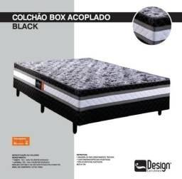 Título do anúncio: Mega Promoção - Cama ColchãoBox Casal - Apenas R$469,00
