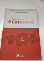 Livro Fundamentos de Economia