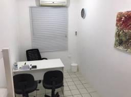 Sala de escritório mobiliada