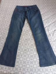 Calça jeans feminina Ellus (Tam 40)