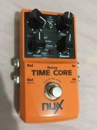 Pedal Nux - Time core - somente venda