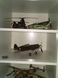 Coleção  protótipos de aviões