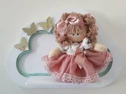 Porta maternidade boneca