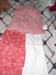 roupas tamanho 3/4 anos
