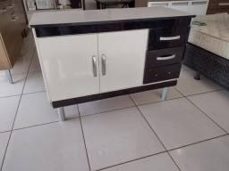 Balcão de cozinha multi uso bem conservado (ENTREGO)